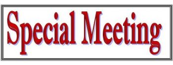 Image result for special meeting images