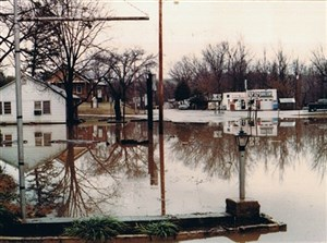 Flood Dec 1982