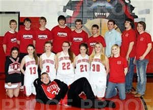 2012 Norfork Senior Night
