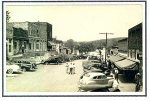 Historic Pictures Calico Rock